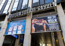 Muay Thai At The Mecca, New York City