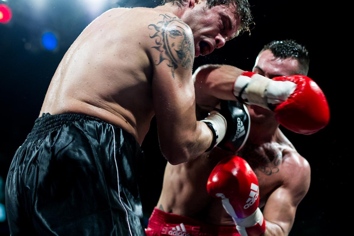 Fotografia Sportiva Boxe Muay Thai Kick Boxing Rugby