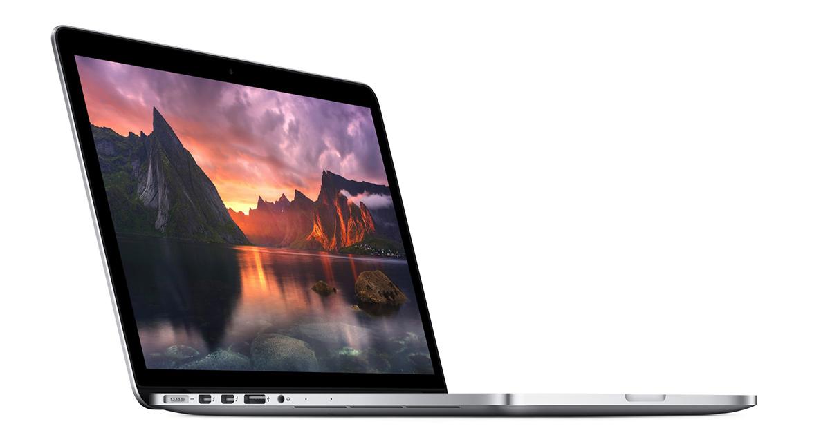 Macbook Pro Retina 15, il migliore per la fotografia