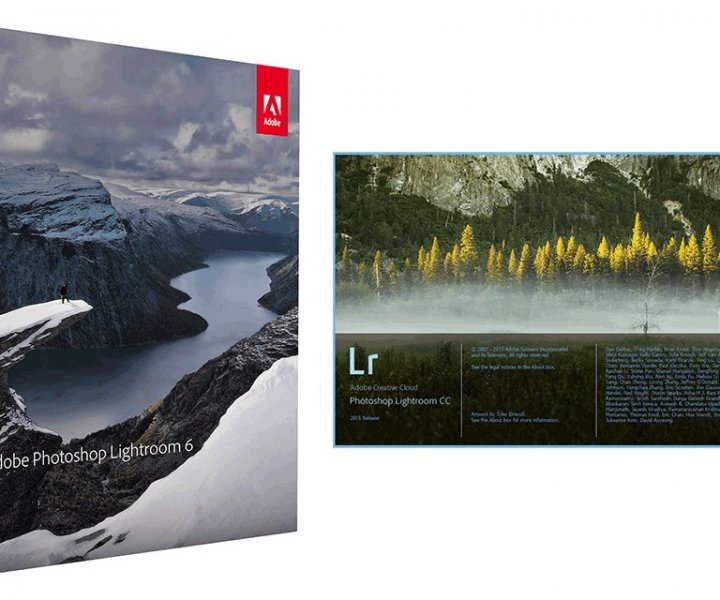 Adobe Photoshop Lightroom 6 e Lightroom CC