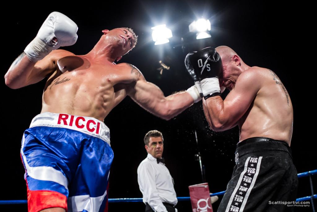 Mirco Ricci Vs Jindrich Velecky (Boxe)