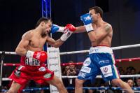 Emiliano Marsili sul ring di Tolfa (2013)