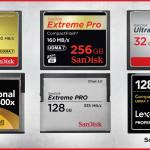 CompactFlash, come scegliere la migliore