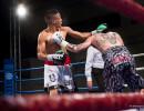 Boxe, Eder Barreto vs Alessandro Micheli galleria fotografica