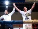 Boxe, Mattia Faraoni vs Francesco Cataldo / galleria fotografica