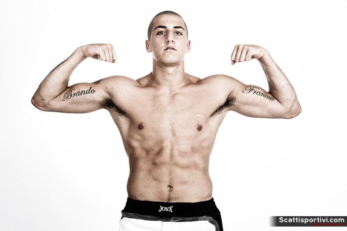 Mattia Faraoni campione K1