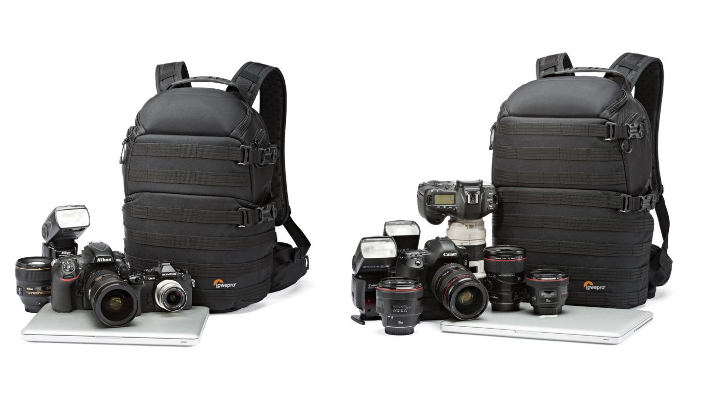 Esempio di attrezzatura fotografica per la fotografia sportiva