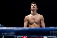Gabriele Casella sul ring di Invictus Arena